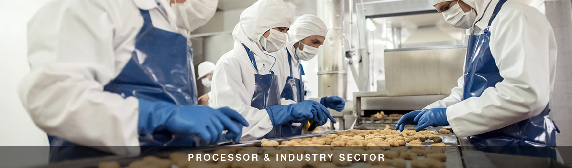 Bunzl are experts in supplying goods to food processing & industrial businesses