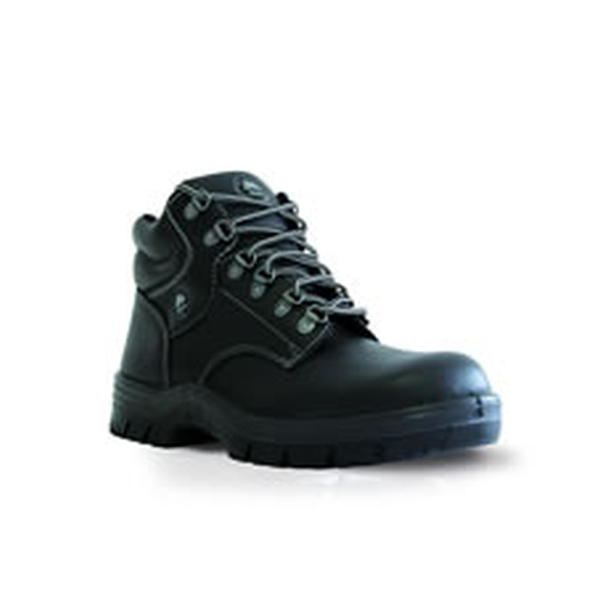 Saturn Steel Toe Safety Boot Black product photo  L