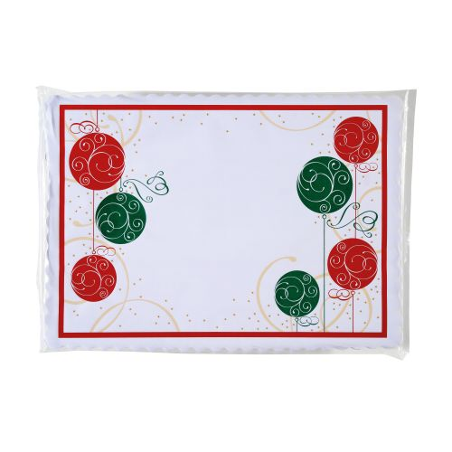 ADV XMAS CELEBRATIONS TRAYMATS product photo  L