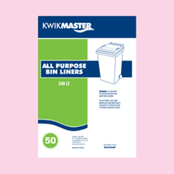 Bin Liner All Purpose product photo  L