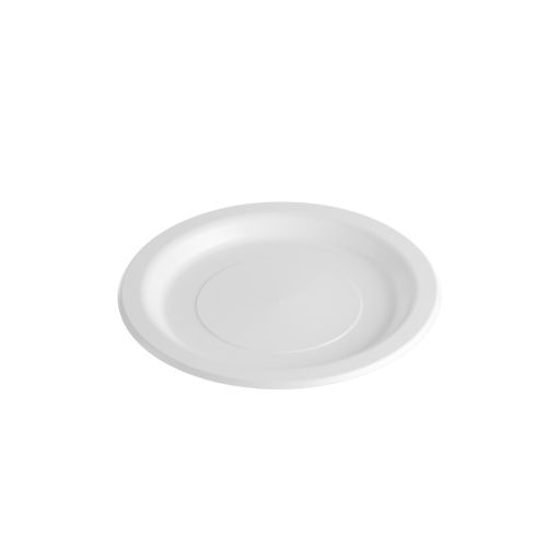 Plate Katermaster Plastic 230Mm White product photo  L
