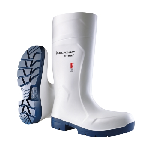 Food Pro Multigrip Gumboot White product photo  L