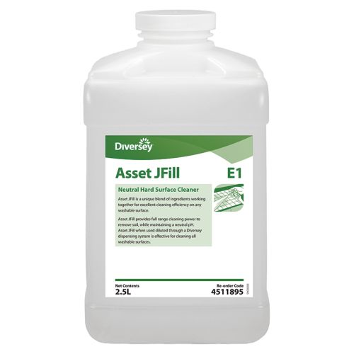 Asset JF Neutral Hard Surface Cleaner product photo  L