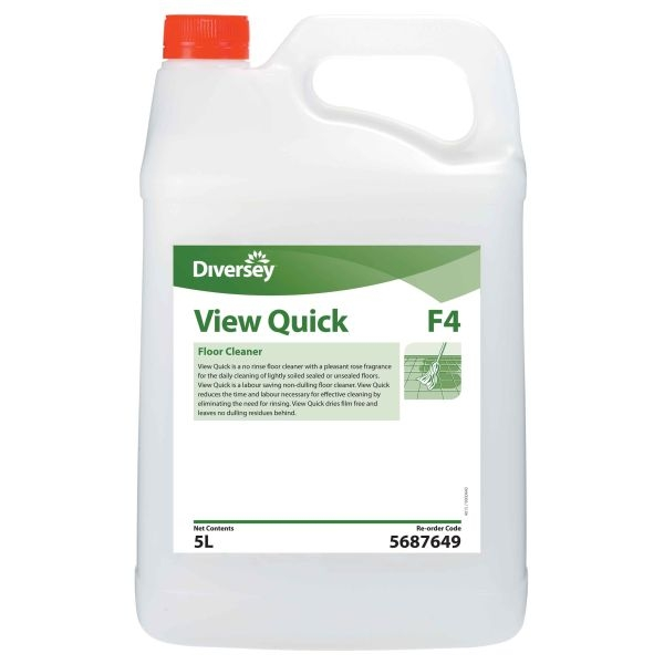 View Quick Floor Cleaner product photo  L