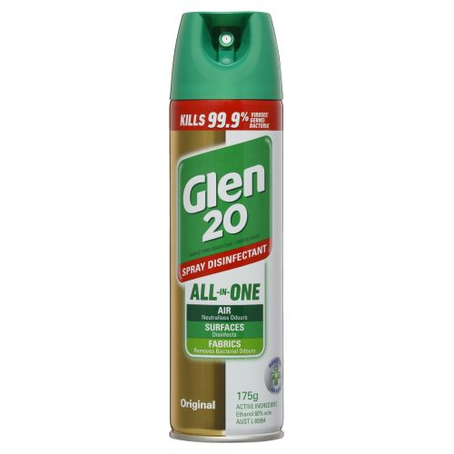 Glen 20 Disinfectant Original product photo  L