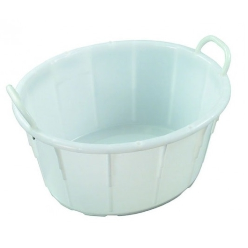 Oval Bone Tub 700x600x340 product photo  L
