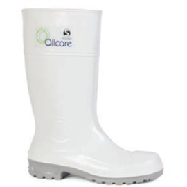 Non Safety PVC White Gumboot 400mm product photo