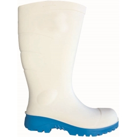 Non Safety PU Gumboot White product photo