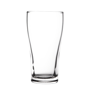 Conical Beer Glass 285mL Nucleated product photo