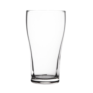 Conical Beer Glass 425mL Nucleated product photo