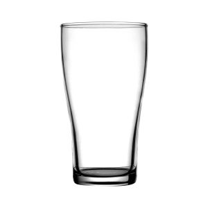 Conical Beer Glass 285mL Tempered/Nucleated product photo