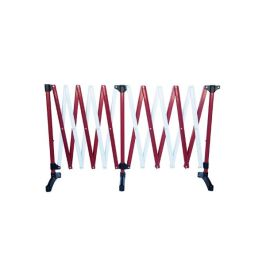Expanding Barrier System 6M Red & White product photo