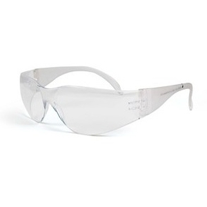 Vision X Safety Spec, Clear Lens product photo