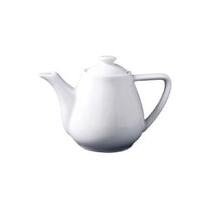 Superwhite Tea Pot With Lid product photo