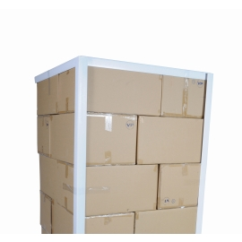 Cardboard Angle 50x50x4 White product photo