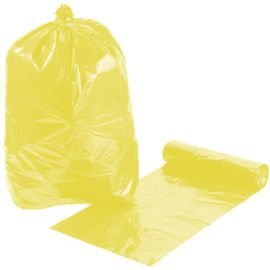 Garbage Bag Heavy Duty Roll Yellow product photo