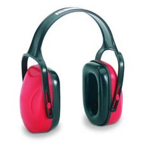 Mack 22DB 1 Red Earmuff product photo