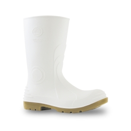 Jobmaster 2 Safety Toe 300mm Gumboot White product photo