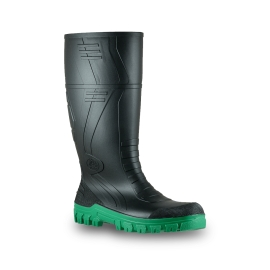 Jobmaster 3 Non Safety Gumboot Black Green product photo