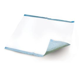 Underpad, 5-Ply, Tissue, Blue, 43 x 60cm product photo