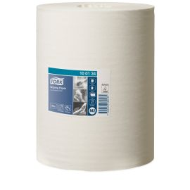 Tork Wiping Paper White Centrefeed 2 Ply M2 product photo