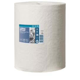 Tork Wiping Paper Plus White Centrefeed 2 Ply M2 product photo