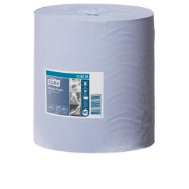 Tork Wiping Paper Blue Centrefeed 2 Ply M2 product photo