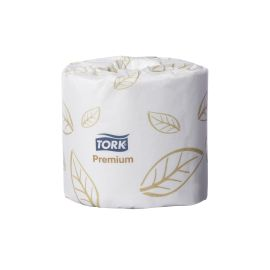 Tork Extra Soft Conventional Toilet Roll Premium Wrapped 2 Ply product photo