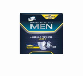 Men Level 2 Pads, 450mL product photo