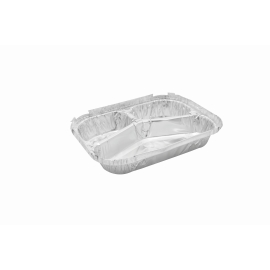 Meal Tray 3 Compartment Foil 700ml product photo