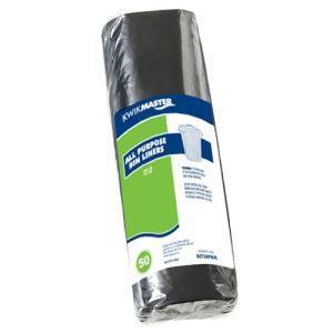 Bin Liner - All Purpose Black 72L - Roll product photo