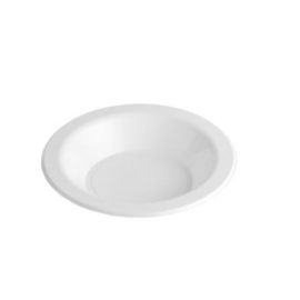 Plastic Bowl PP White 180mm product photo