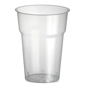 Plastic Cup - PP 425ml W&M product photo