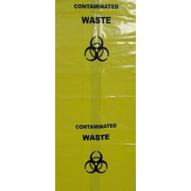Clinical Waste Bin Liner - LDPE, Yellow product photo