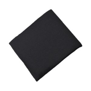 Cocktail Napkin - Quilted 2 Ply Black product photo