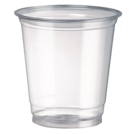 Plastic Cup PET Clear 10oz product photo