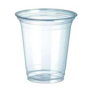 Plastic Cup PET Clear 12oz product photo