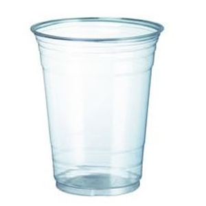 Plastic Cup PET Clear 16oz product photo