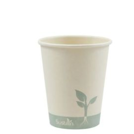 Bamboo Single Wall Hot Cup 8Oz product photo
