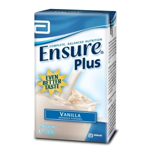 Ensure Plus Vanilla 200mL Tetra product photo