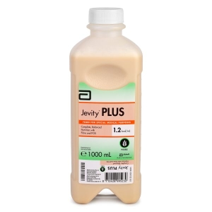 Jevity Plus, Unflavoured, 1000mL, Ready-To-Hang product photo