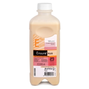 Ensure Plus HN, Unflavoured, 1000mL, Ready-To-Hang product photo