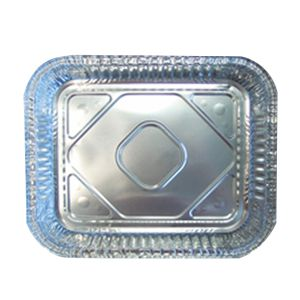 Foil Tray Oblong Large product photo
