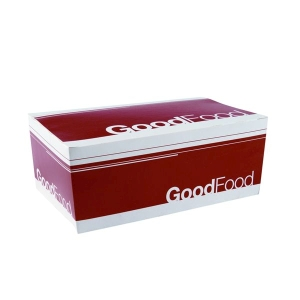 Snack Box Container Red product photo