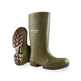 Food Pro Multigrip Gumboot Green product photo