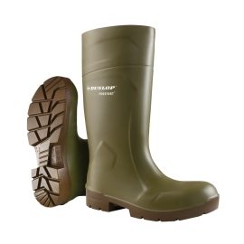 Food Pro Multigrip Non Safety Gumboot Green product photo