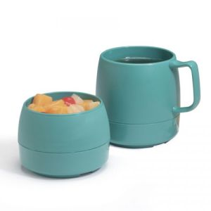 Classic Insulated Mug Teal product photo