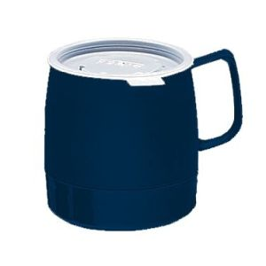 Classic Insulated Mug Dark Blue product photo