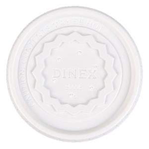 Tropez High Heat Ware Disposable Lid for Mug or Bowl product photo