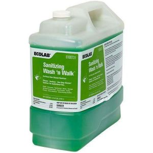 Sanitizing Wash n Walk floor care 10L product photo